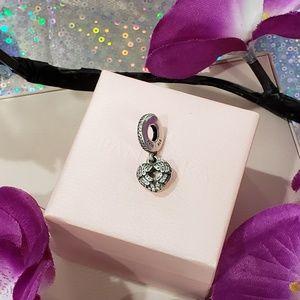 🌺 Pandora Angel Wing Dangle Charm 🌺